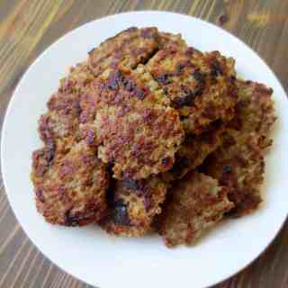 Maple Sage Breakfast Sausage (Nom Nom Paleo)