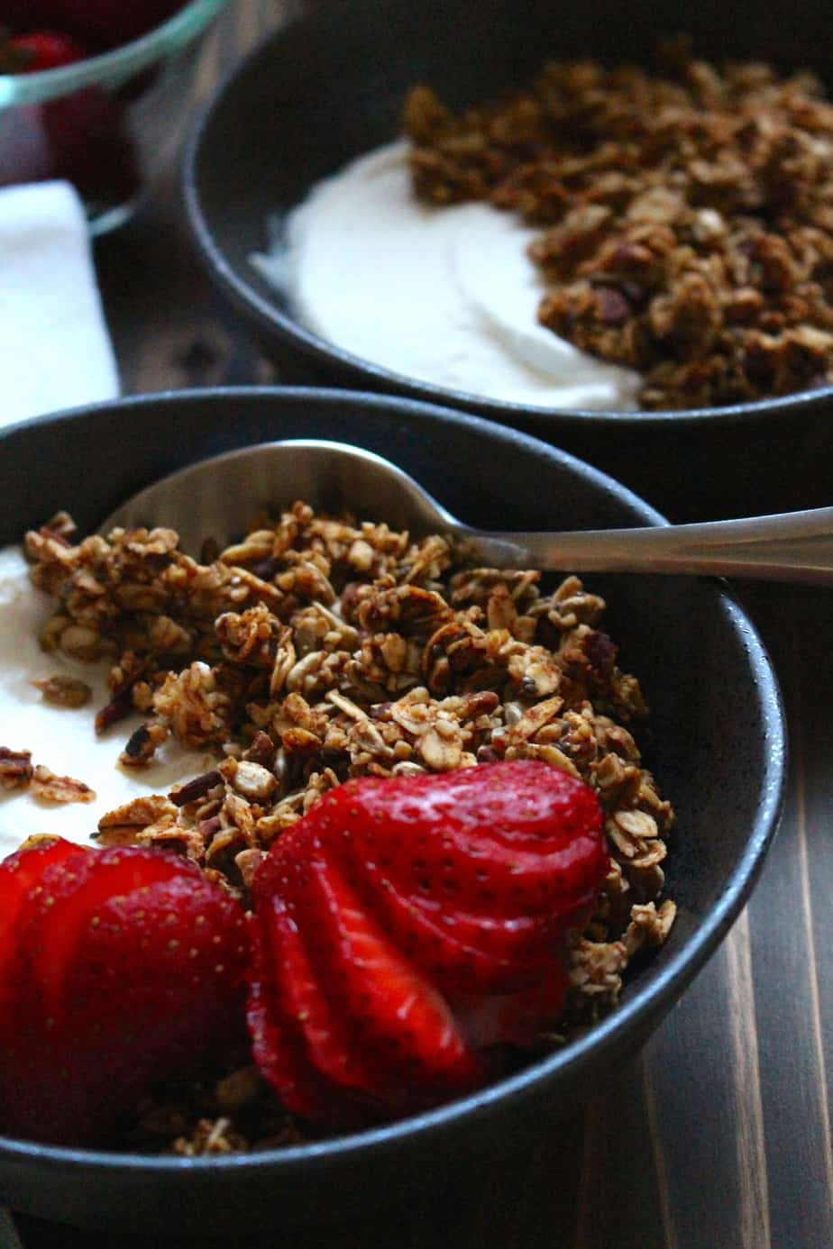 The Best Easy Homemade Granola Recipe | Frugal Nutrition