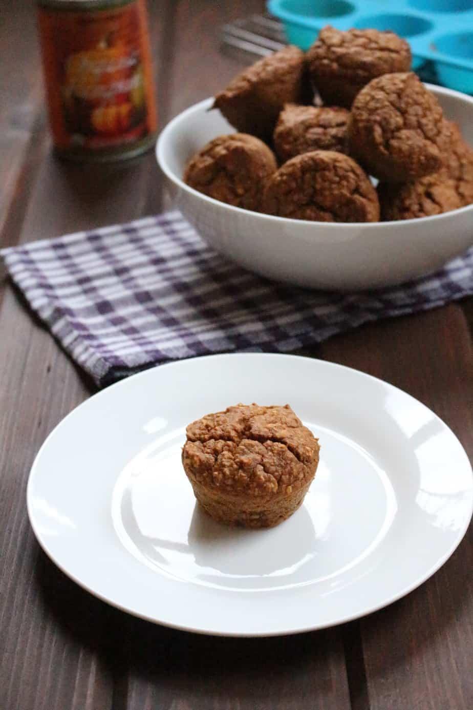 Pumpkin Spice Pumpkin Muffins   Frugal Nutrition