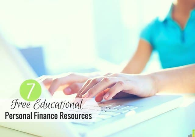 7 Free Educational Personal Finance Resources - Frugal Rules