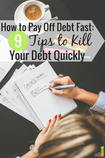 9 Ways to Pay off Debt Faster This Year - Frugal Rules