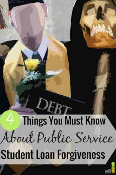 Why Public Service Student Loan Forgiveness Might Not Work for You - Frugal Rules