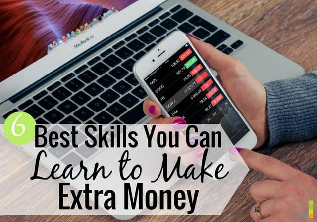 6 Best Skills To Learn to Make Money That Anyone Can Do - Frugal Rules