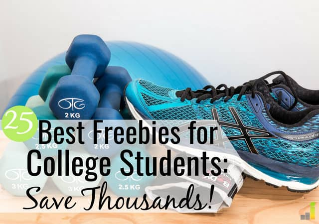 25 Best Freebies For College Students That Can Save You Lots of