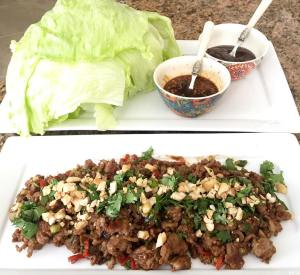 We  homemade fastfood with our lettucewraps recipe ontheblog
