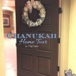 "Chanukah ""Shalom"" Wreath"