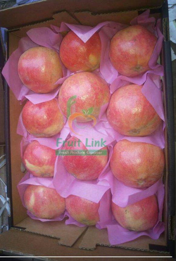 pomegranates fresh by Fruit Link
