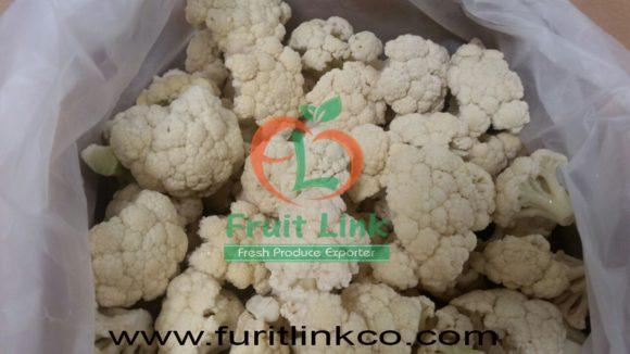 Frozen Cauliflower by Fruit Link