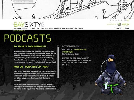 web baysixty6 5