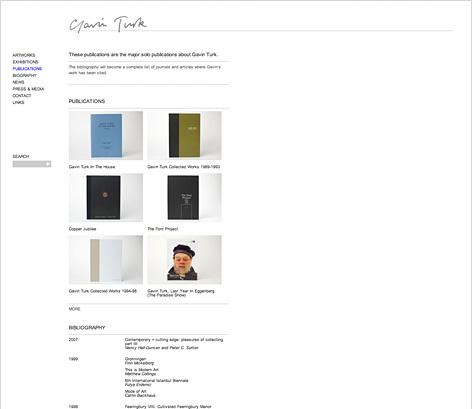 Gavin Turk web 8