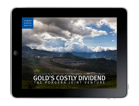 hrw multimedia for iPad app 1