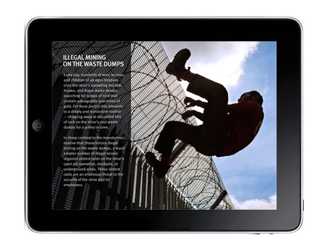 hrw multimedia for iPad app 3