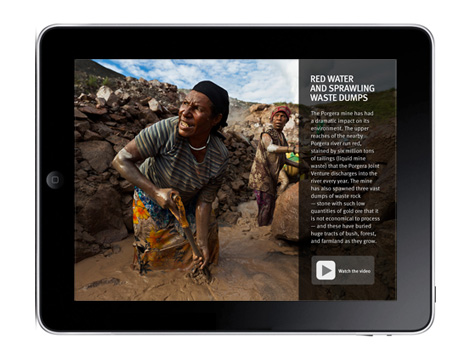 hrw multimedia for iPad app 5