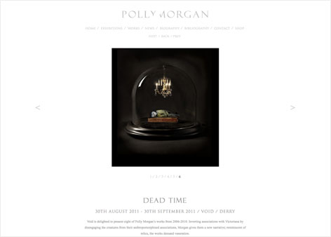 Polly Morgan 3