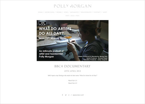 Polly Morgan 6