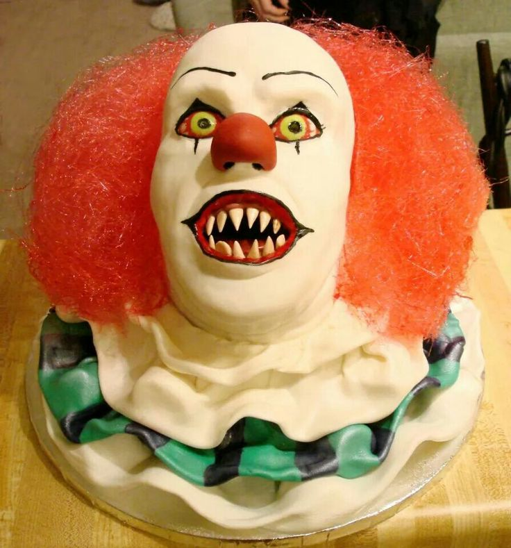8 Of The Most Gruesome Halloween Cakes - FRUK MAGAZINE