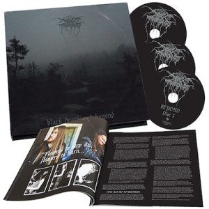 Darkthrone Black Death and Beyond Earbook