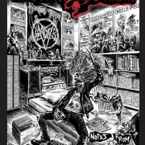 Extremity Retained: Notes From the Death Metal Underground
