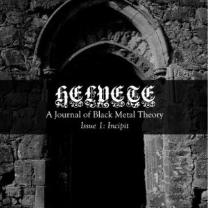Helvete: A Journal of Black Metal Theory