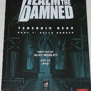 Realm of the Damned: Tenebris Deos Pt1