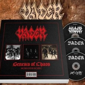 VADER Genesis of Chaos MCMLXXIII MCMXC