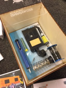 Generation Code Maker Box