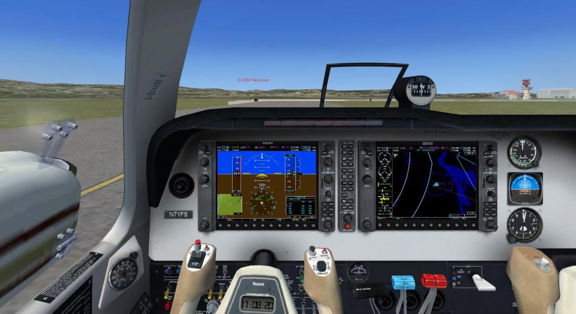 Using The Garmin G1000 Glass Cockpit