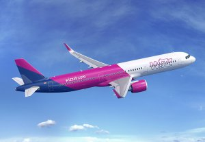 Wizz Air announces six A321 leases from CDB leasing