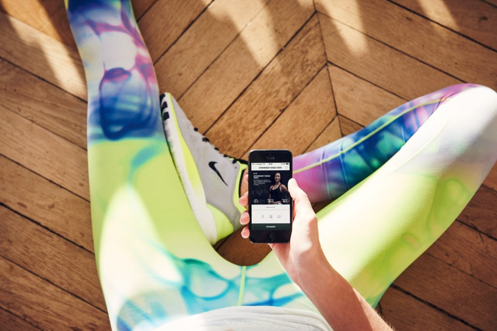 NIKE WOMEN // Nike Training Club