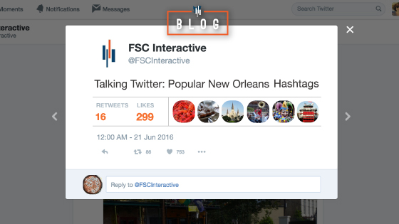 Talking Twitter: Popular New Orleans Hashtags