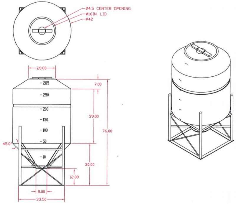 Astonishing 1000 Gallon Pe Auto Electrical Wiring Diagram Wiring Database Denligelartorg
