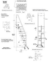 Alternating Step Stairs Plans | Joy Studio Design Gallery ...