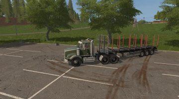 Lizard Log Truck Nokian Tires V11 Fs 17 Farming