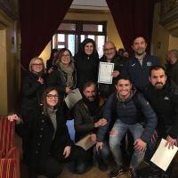 Torino premia i suoi campioni: da Buffon ai sordi del bowling