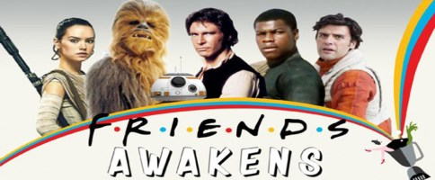 Friends awakens