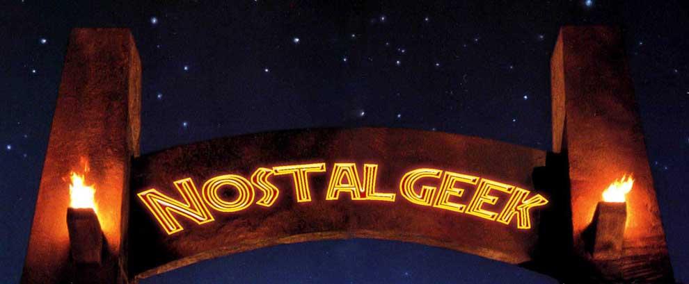 Nostalgeek ouvre ses portes!