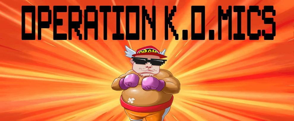 Opération K.O.mics!