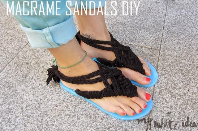 sandals_macrame