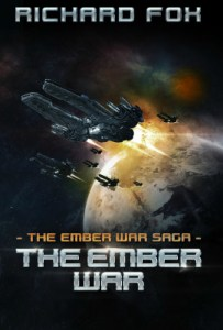 Book Review: The Ember War Saga Series