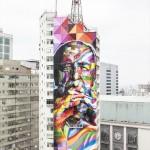 Eduardo Kobra Mural 1