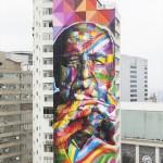 Eduardo Kobra Mural 2
