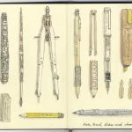 Mattias Adolfsson Sketchbooks9