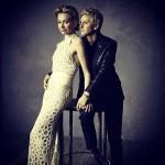 19 Portia de Rossi and Ellen DeGeneres