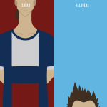 Paris vs Marseille Illustrations 16