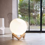 Globe Light by Swedish Collective Design Studio 3