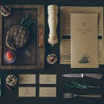 Veranda Restaurant Visual Identity1