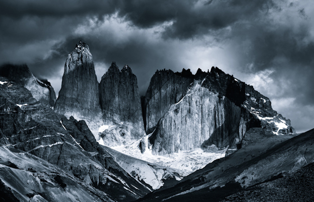 Cable Car Black And White Wallpaper Monochromatic Mountains Series Fubiz