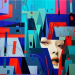 Graphic and Colorful Portraits by Erik Jones -2