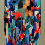 Graphic and Colorful Portraits by Erik Jones -4