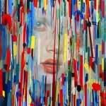 Graphic and Colorful Portraits by Erik Jones -7